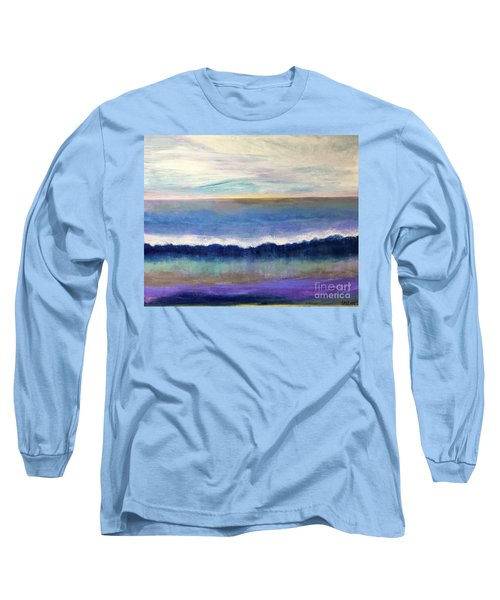 Tranquil Seas Long Sleeve T-Shirt
