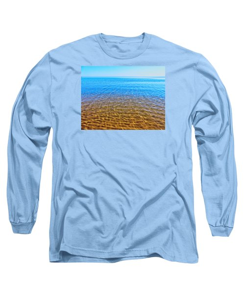 Long Sleeve T-Shirt featuring the photograph Tranquility by Kathleen Sartoris
