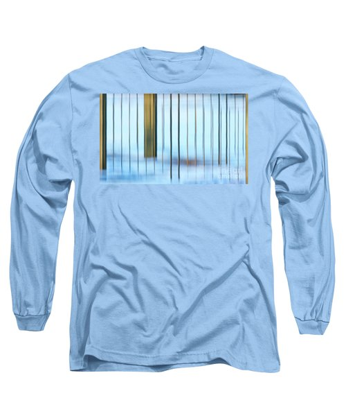 Long Sleeve T-Shirt featuring the photograph Transcendental... by Nina Stavlund