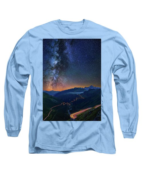 Transience And Eternity Long Sleeve T-Shirt