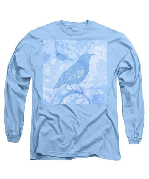 Tree Birds II Long Sleeve T-Shirt