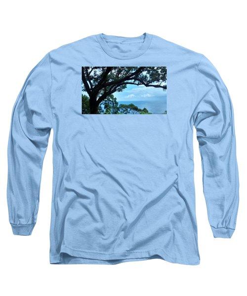 Tree Eyes Long Sleeve T-Shirt
