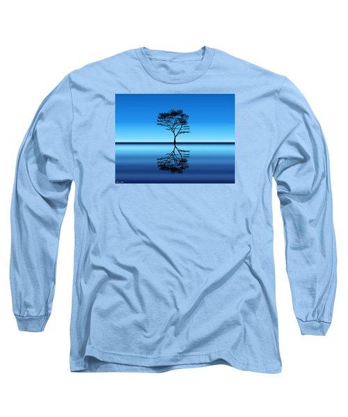 Tree Of Life Long Sleeve T-Shirt by Bernd Hau