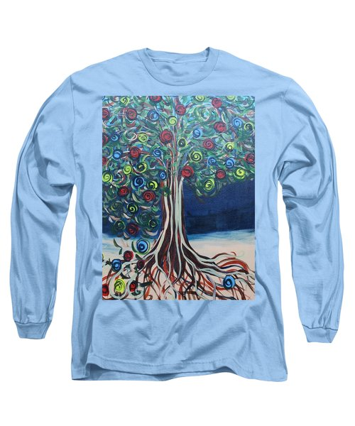 Tree Of Life - Summer Long Sleeve T-Shirt