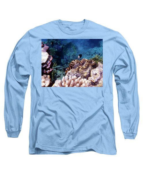 Tridacna Squamosa  Long Sleeve T-Shirt