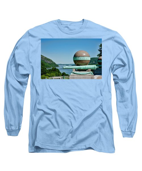 Trophy Point Long Sleeve T-Shirt by Dan McManus