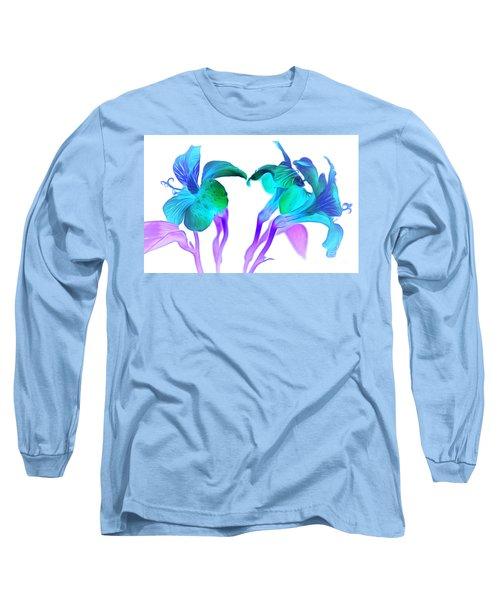 Tropical Daydream Long Sleeve T-Shirt