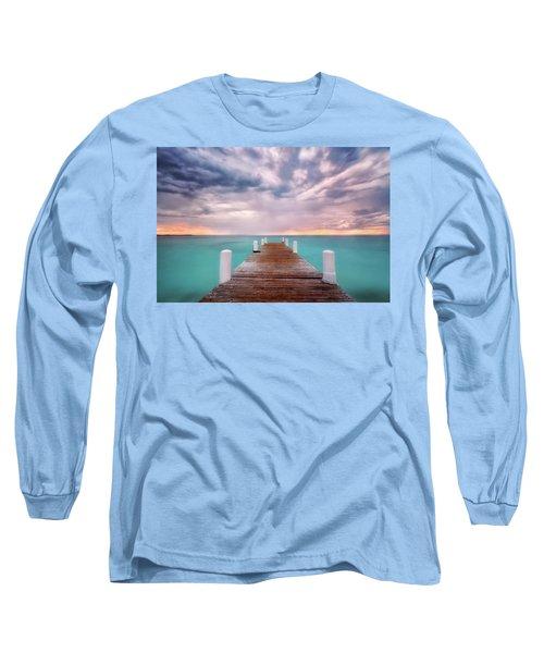 Tropical Drama Long Sleeve T-Shirt