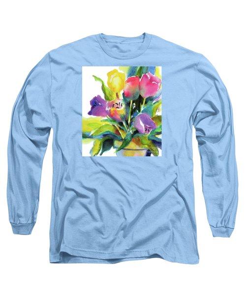 Tulip Pot Long Sleeve T-Shirt