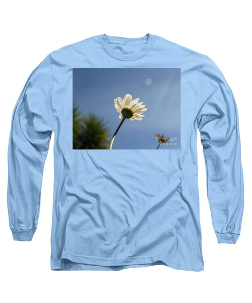 Turn To The Light Long Sleeve T-Shirt