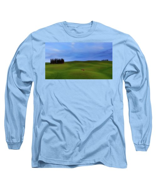 Tuscan Landscaping Long Sleeve T-Shirt