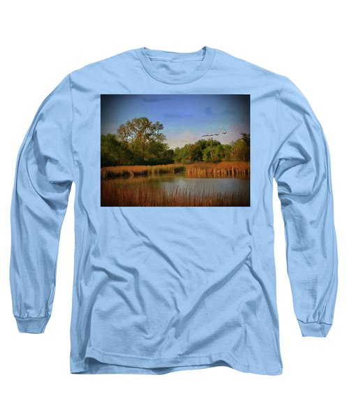 Twilight Flight Long Sleeve T-Shirt