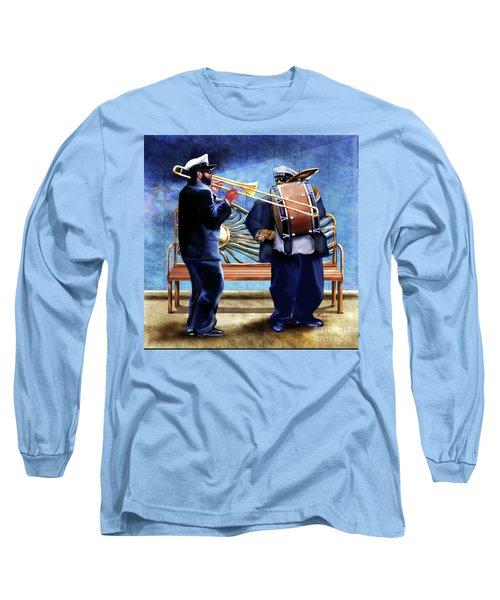 Two Da Jazz Way Long Sleeve T-Shirt