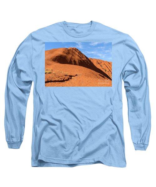 Long Sleeve T-Shirt featuring the photograph Uluru 04 by Werner Padarin
