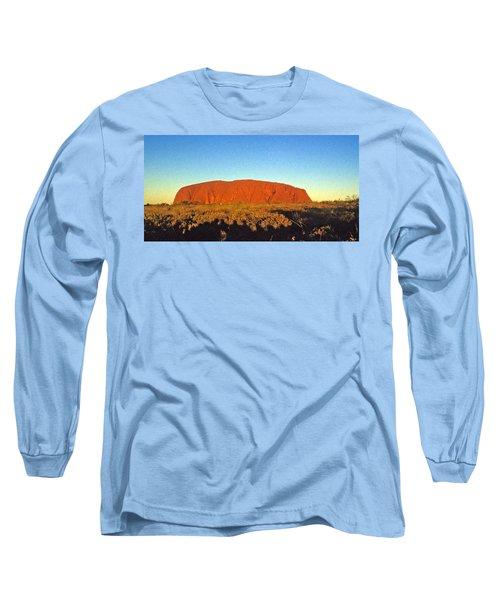 Uluru Long Sleeve T-Shirt