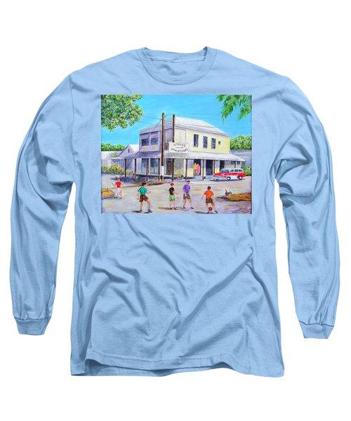 Umble's On Virginia And Georgia Long Sleeve T-Shirt