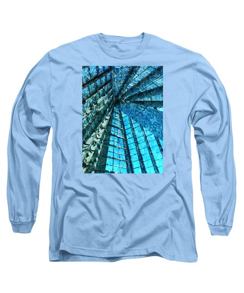 Under The Sea Dwelling Abstract Long Sleeve T-Shirt