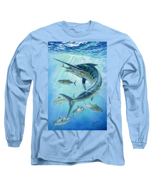 Underwater Hunting Long Sleeve T-Shirt