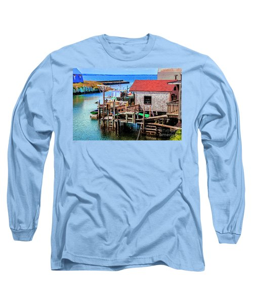Unique Cove Long Sleeve T-Shirt