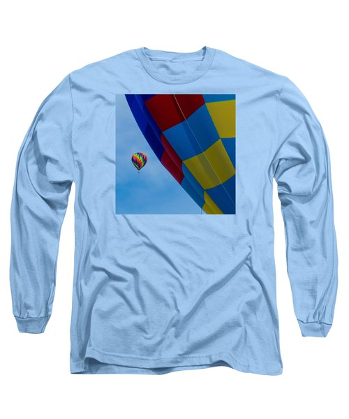 Up And Away 1 12x12 Long Sleeve T-Shirt