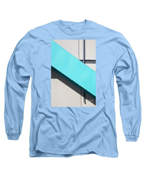 Urban Abstract 1 Long Sleeve T-Shirt by Elena Nosyreva