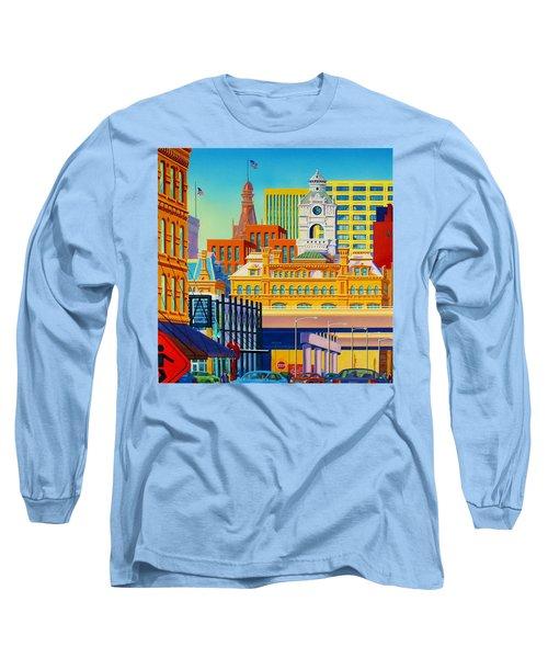 Urban Fugue Long Sleeve T-Shirt