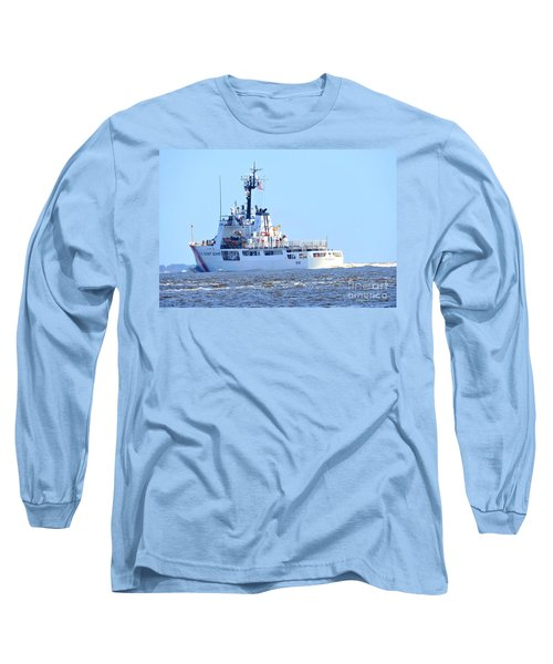 Us Coast Guard  - Diligence Long Sleeve T-Shirt