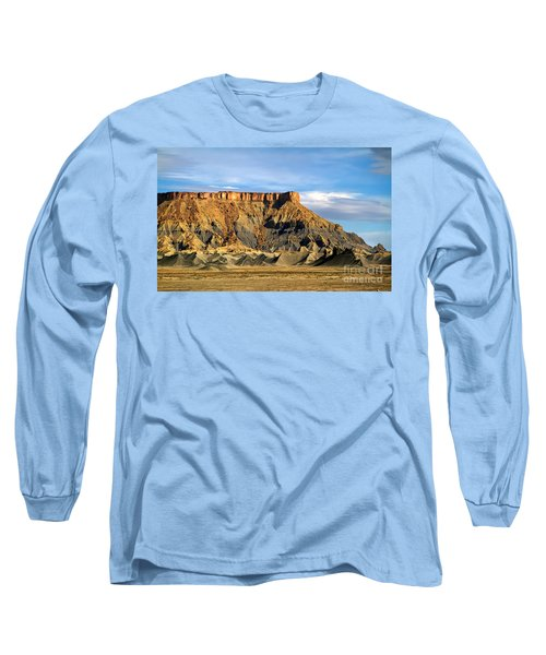 Utah Butte Long Sleeve T-Shirt
