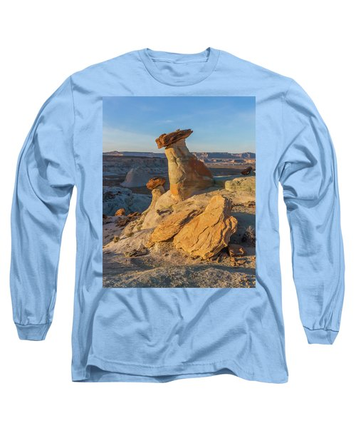 Utah Hoodoos At Sunset Long Sleeve T-Shirt