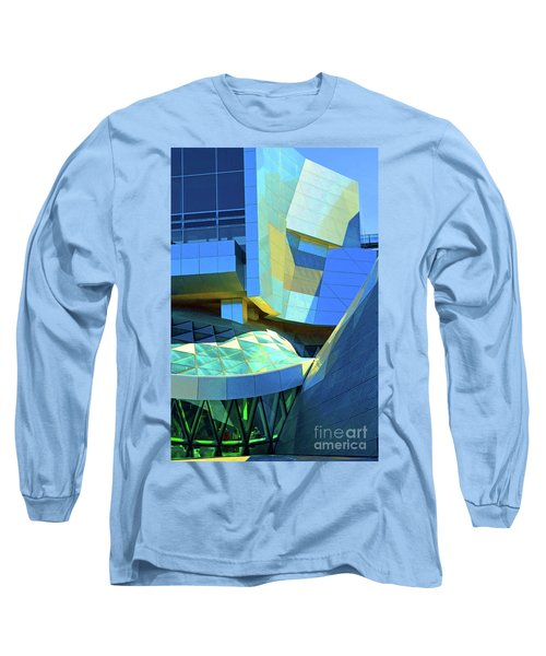Utzon Center In Aalborg Denmark Long Sleeve T-Shirt