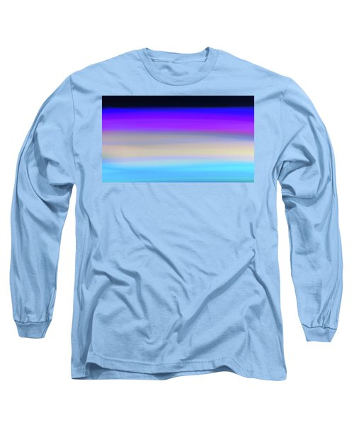 Long Sleeve T-Shirt featuring the photograph Uv Dawn by Shara Weber