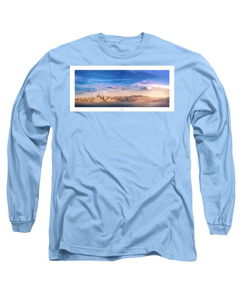 Valletta Long Sleeve T-Shirt