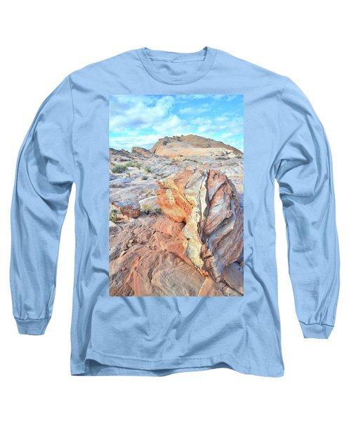 Valley Of Fire Alien Boulder Long Sleeve T-Shirt