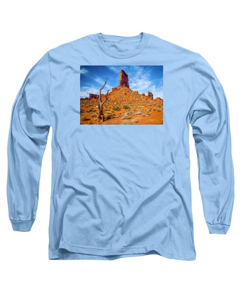 Valley Of The Gods Long Sleeve T-Shirt