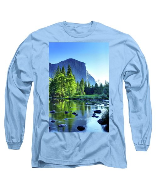 Valley View Morning Long Sleeve T-Shirt
