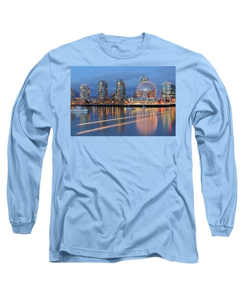 Vancouver Science World Long Sleeve T-Shirt