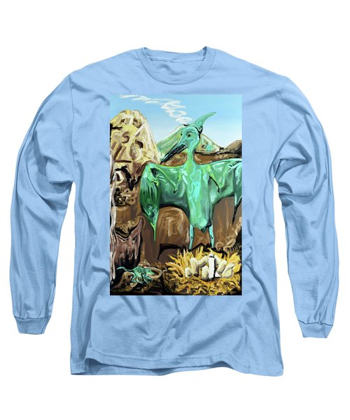Vega Long Sleeve T-Shirt
