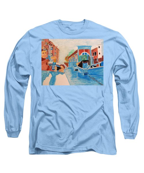 Venice Celebration Long Sleeve T-Shirt