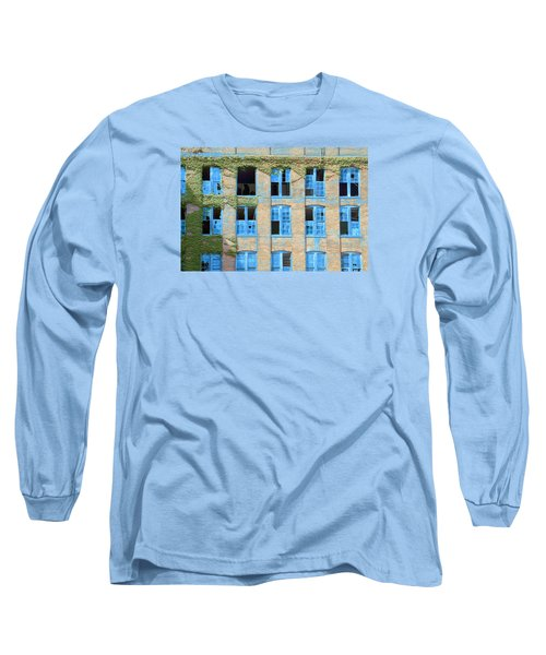 Ventanas Azules Long Sleeve T-Shirt