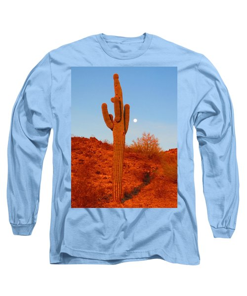 Victor's Harvest Moonset Long Sleeve T-Shirt