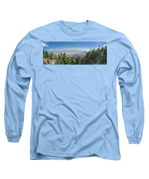 View From Mount San Jacinto Long Sleeve T-Shirt
