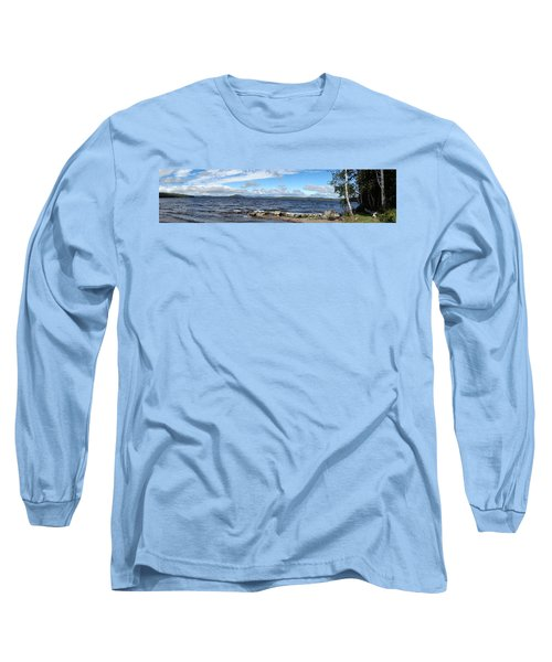 View From My Beach Long Sleeve T-Shirt
