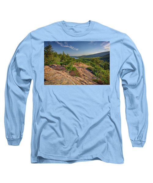 View From South Bubble Long Sleeve T-Shirt by Rick Berk