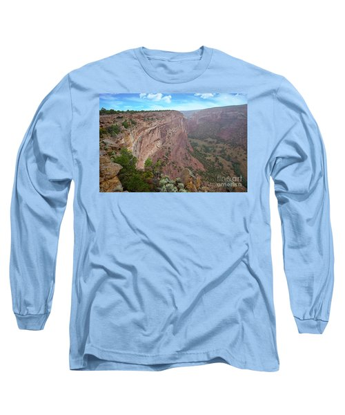 View From The Top Long Sleeve T-Shirt by Anne Rodkin