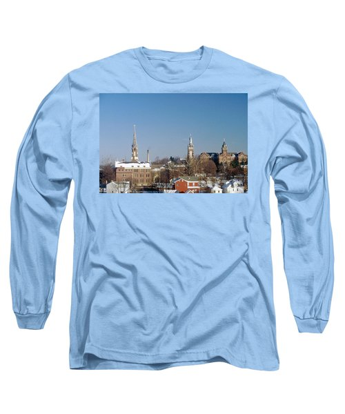 Village Of Spires Long Sleeve T-Shirt