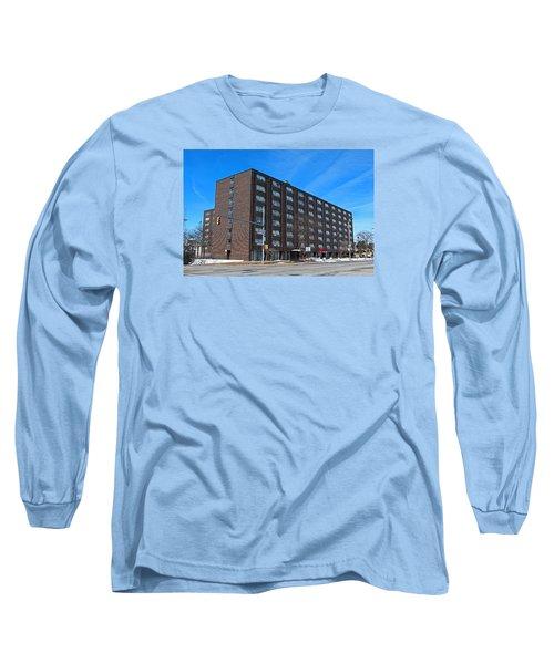 Vistula Manor Long Sleeve T-Shirt by Michiale Schneider