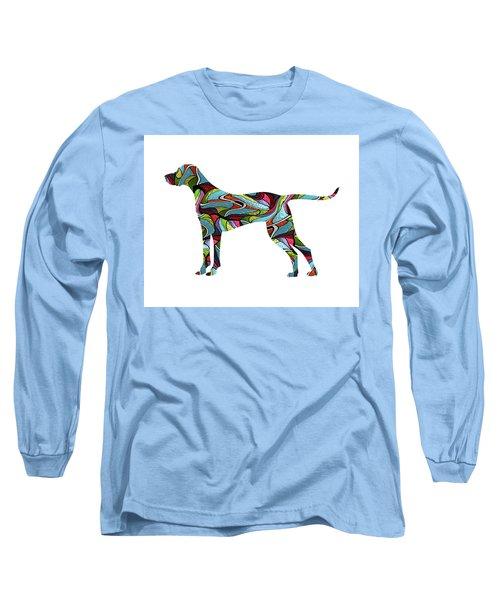 Vizsla Spirit Glass Long Sleeve T-Shirt