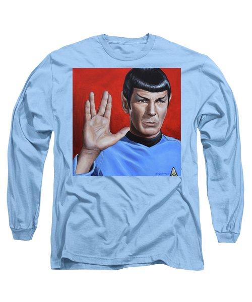 Vulcan Farewell Long Sleeve T-Shirt