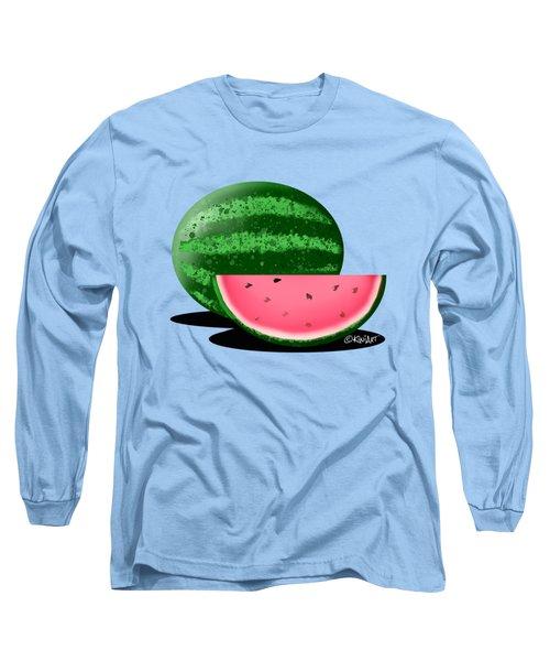 Waddermelyon Long Sleeve T-Shirt