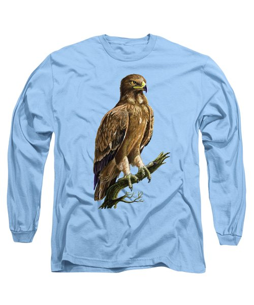 Wahlberg's Eagle Long Sleeve T-Shirt